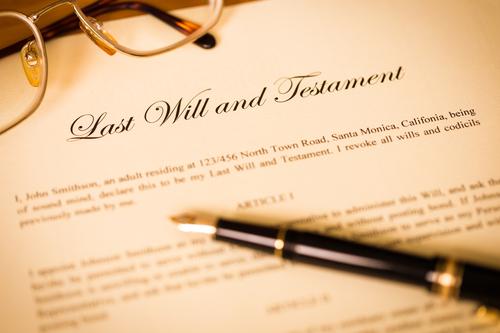 Ultime volontà e testamento Studio legale spiga